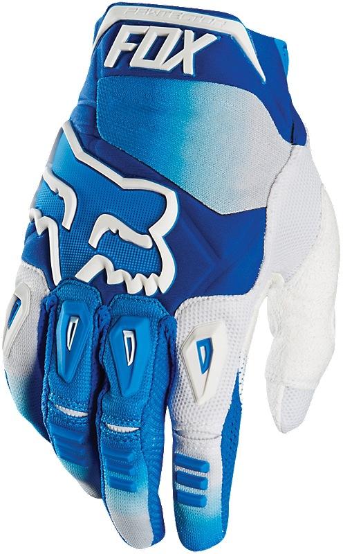 Fox Pawtector Race 16 Glove blue M (9)