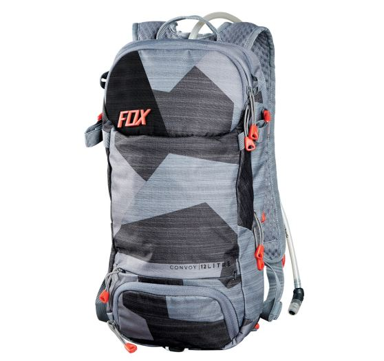 Fox Convoy Hydration Pack camo