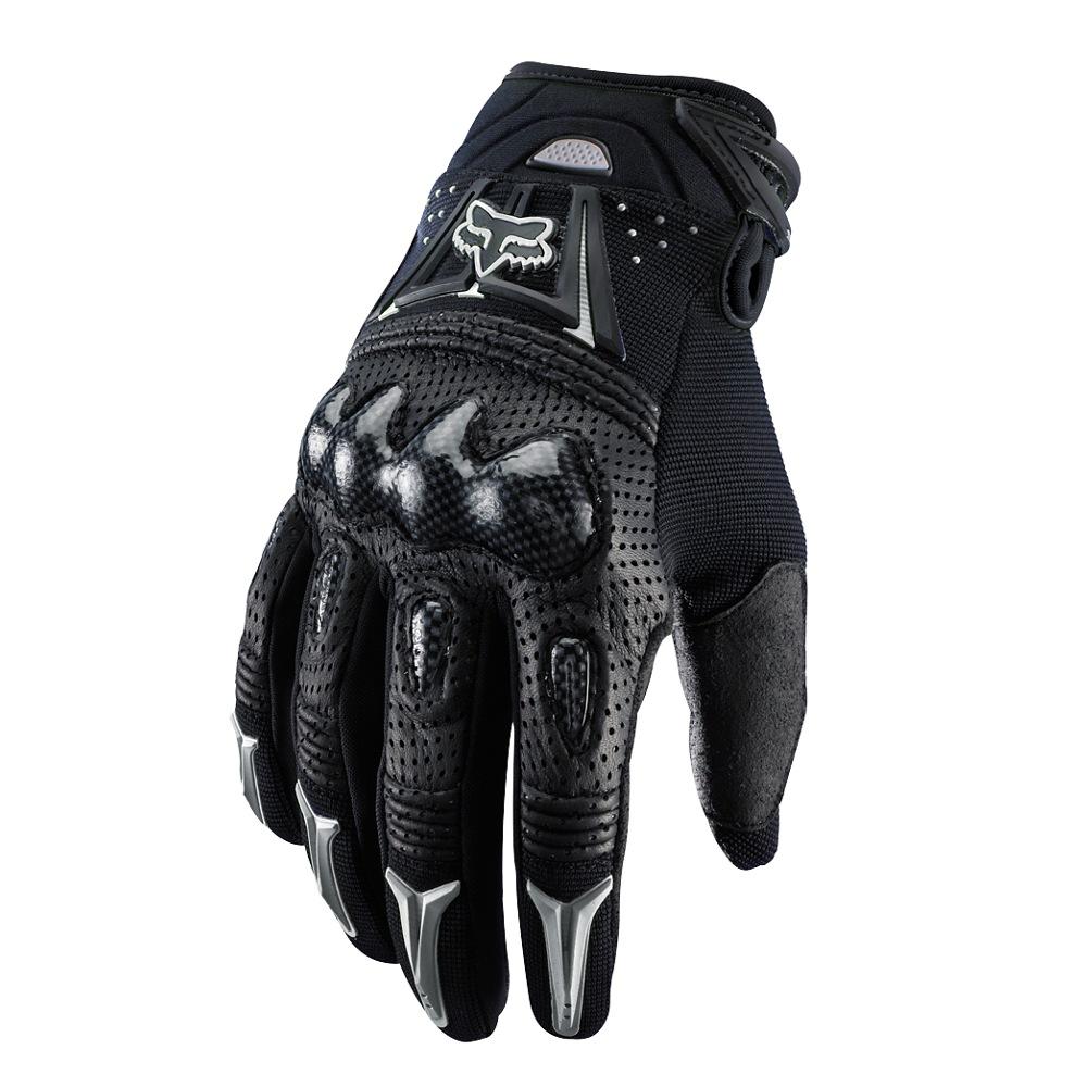 Fox Bomber Glove black L (10)