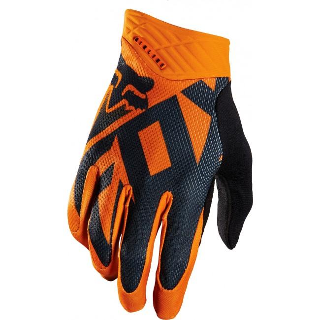 Fox Airline Shiv 16 Glove black/orange XL (11)