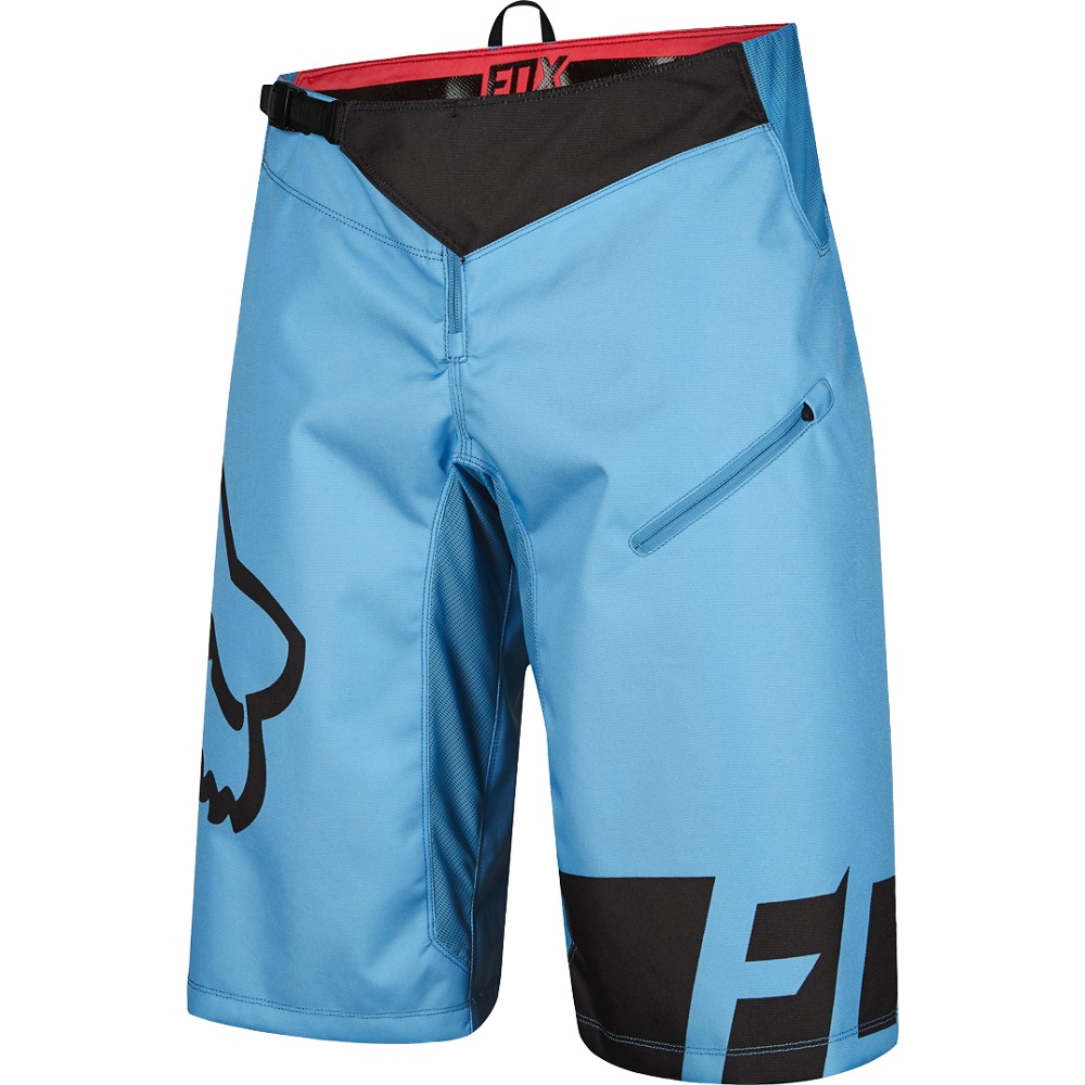 Fox Demo DH Short cyan L (34)