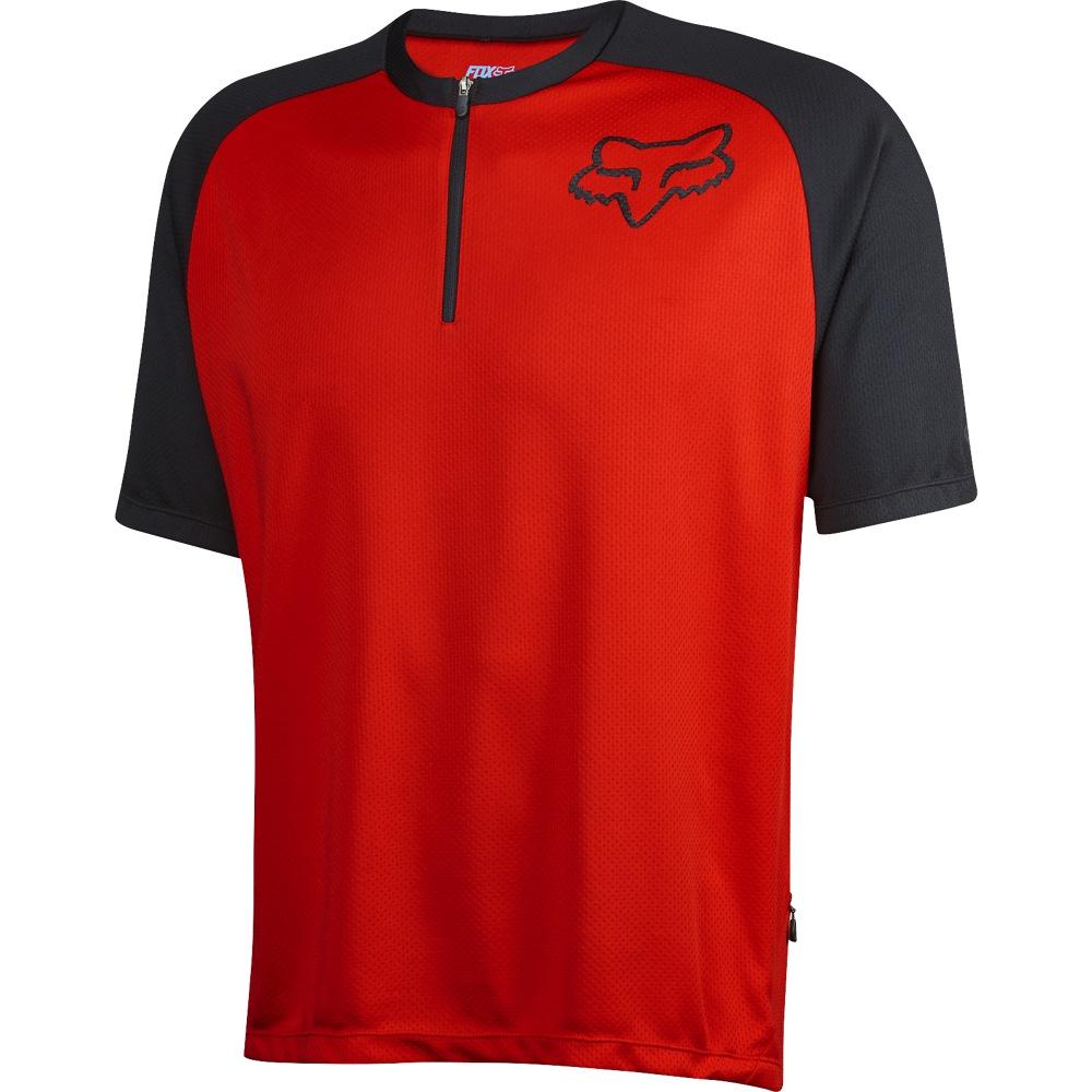 Fox Ranger SS Jersey red XL