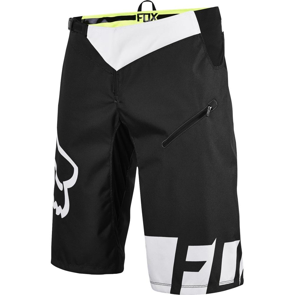 Fox Demo DH Short black/white XL (36)