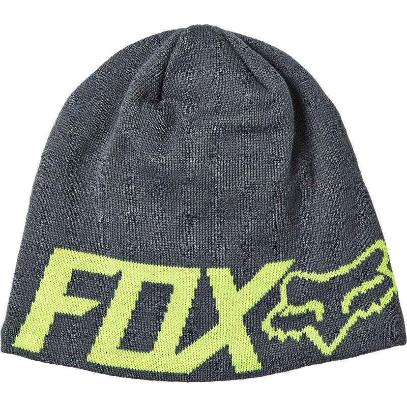 Fox Hailstone Beanie grey