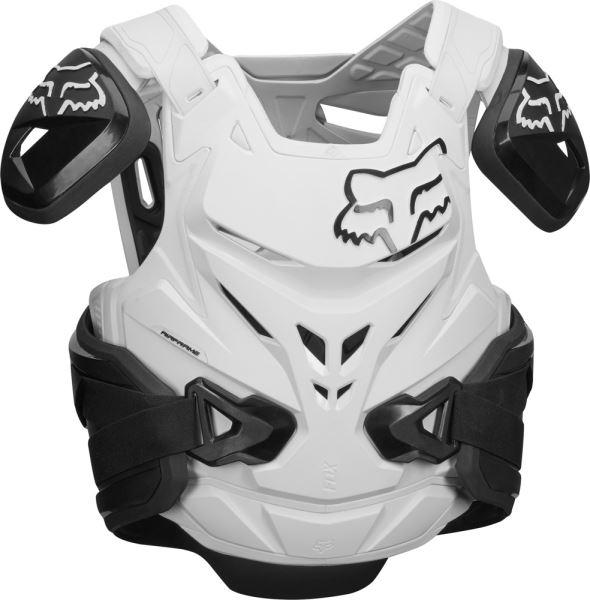 Fox Airframe Pro Jacket black/white L/XL