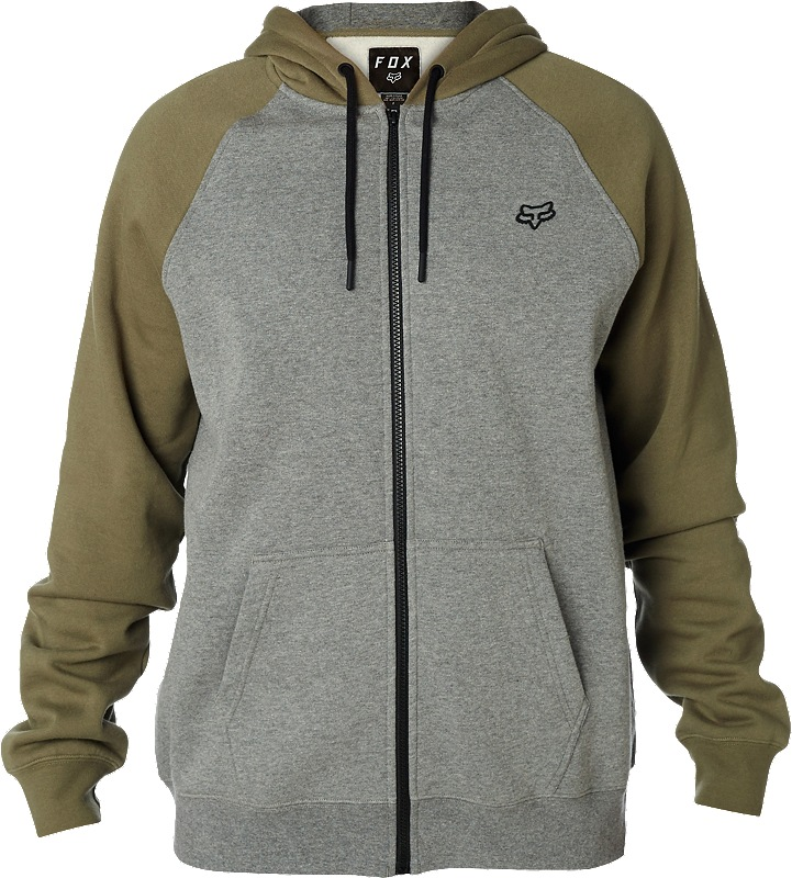 c93c17d535 Fox Legacy Zip Fleece