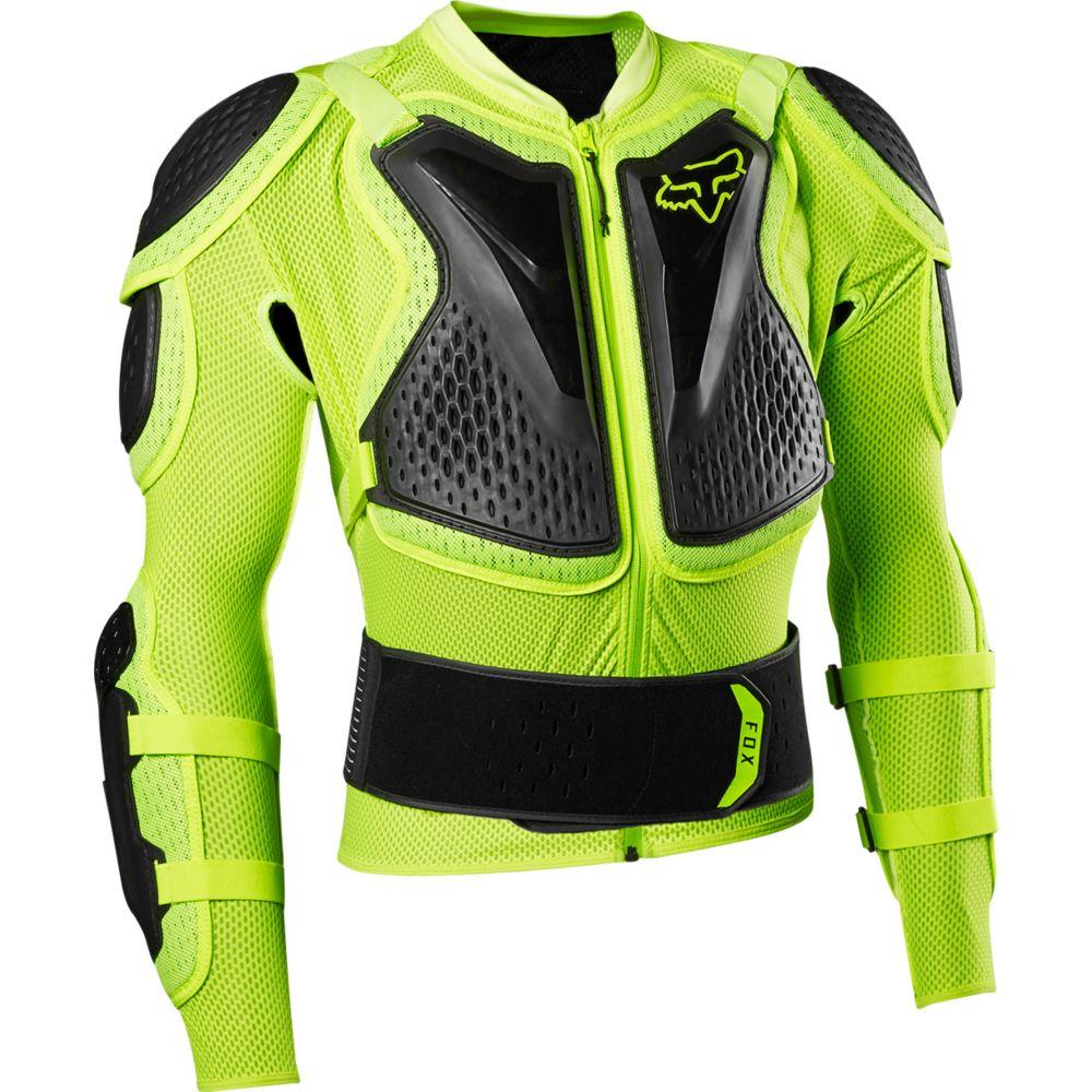 Fox Titan Sport Jacket XL fluo yellow