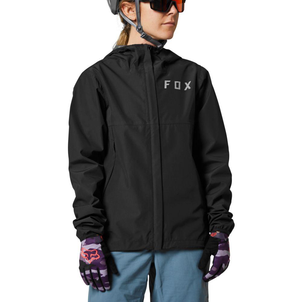 Fox Womens Ranger 2.5L Water Jacket black XS