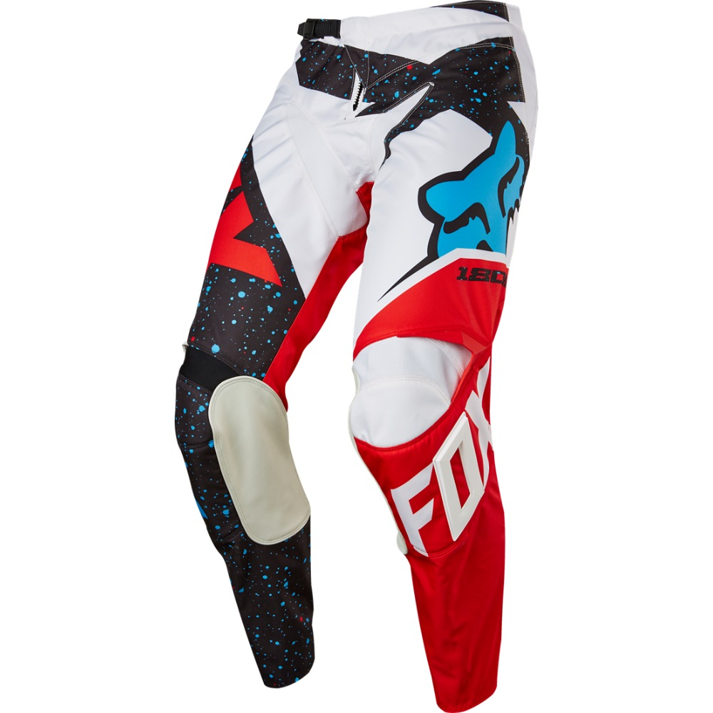 Fox 180 Nirv MX17 Pant red/white L (34)