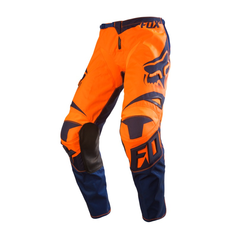 Fox 180 Race 16 Pant orange/blue M (32)