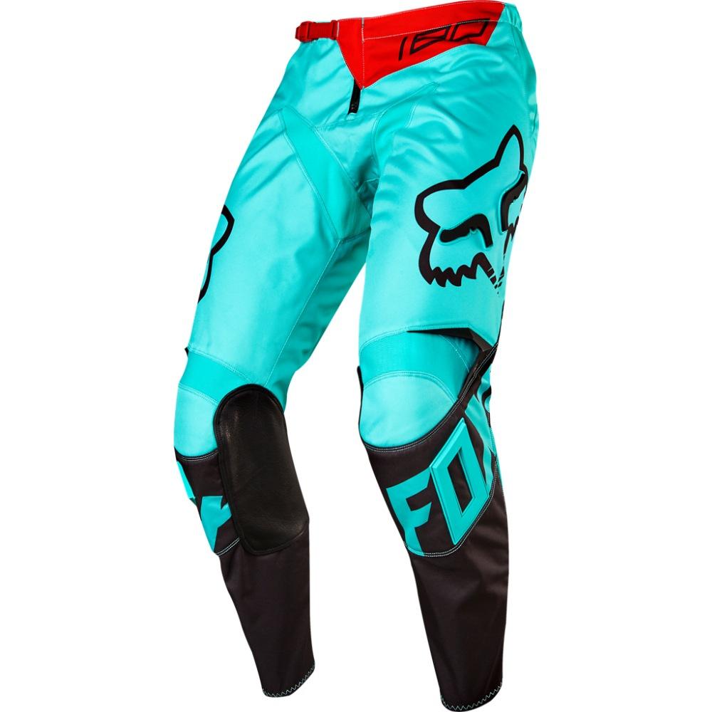 Fox 180 Race MX17 Pant green M (32)