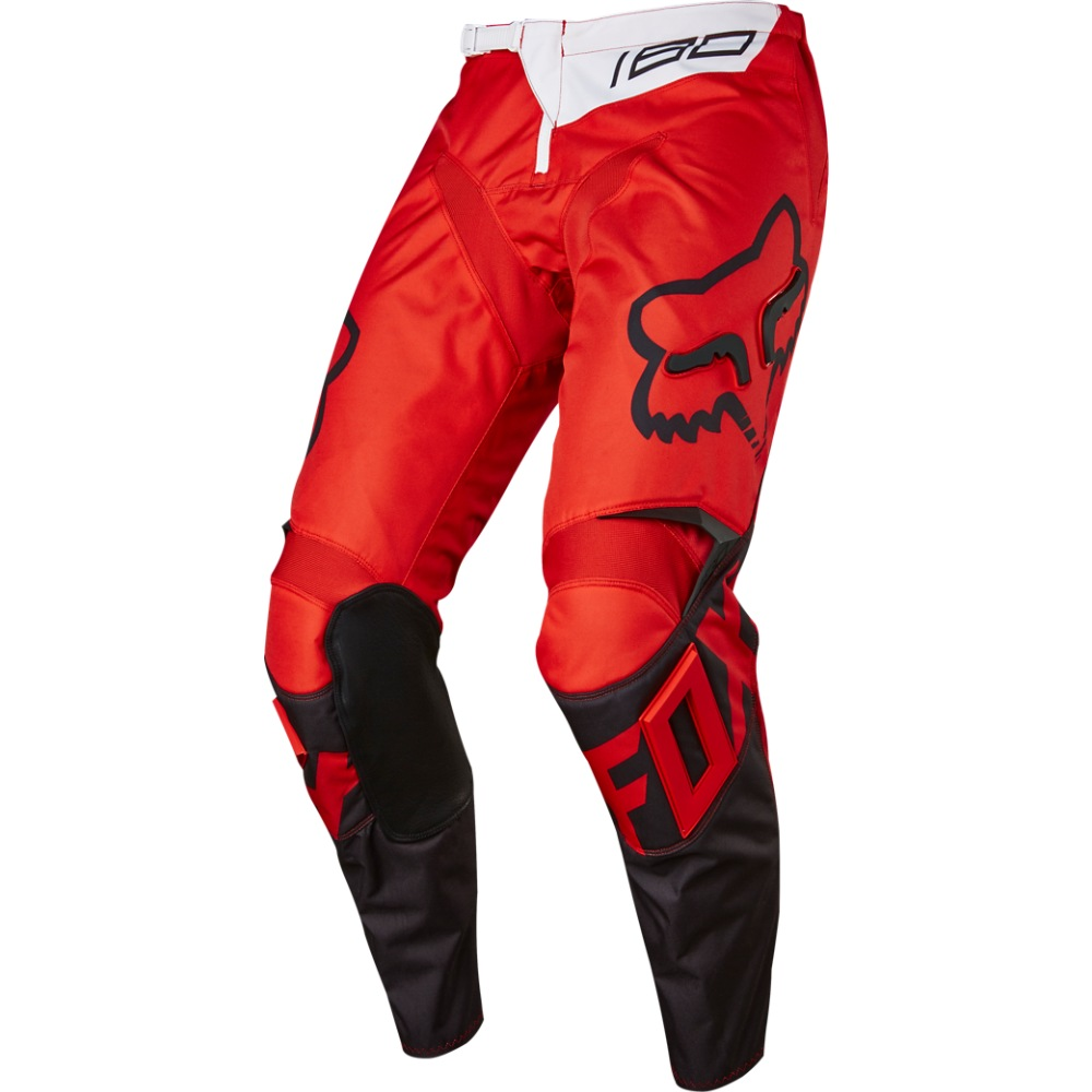 Fox 180 Race MX17 Pant red L (34)