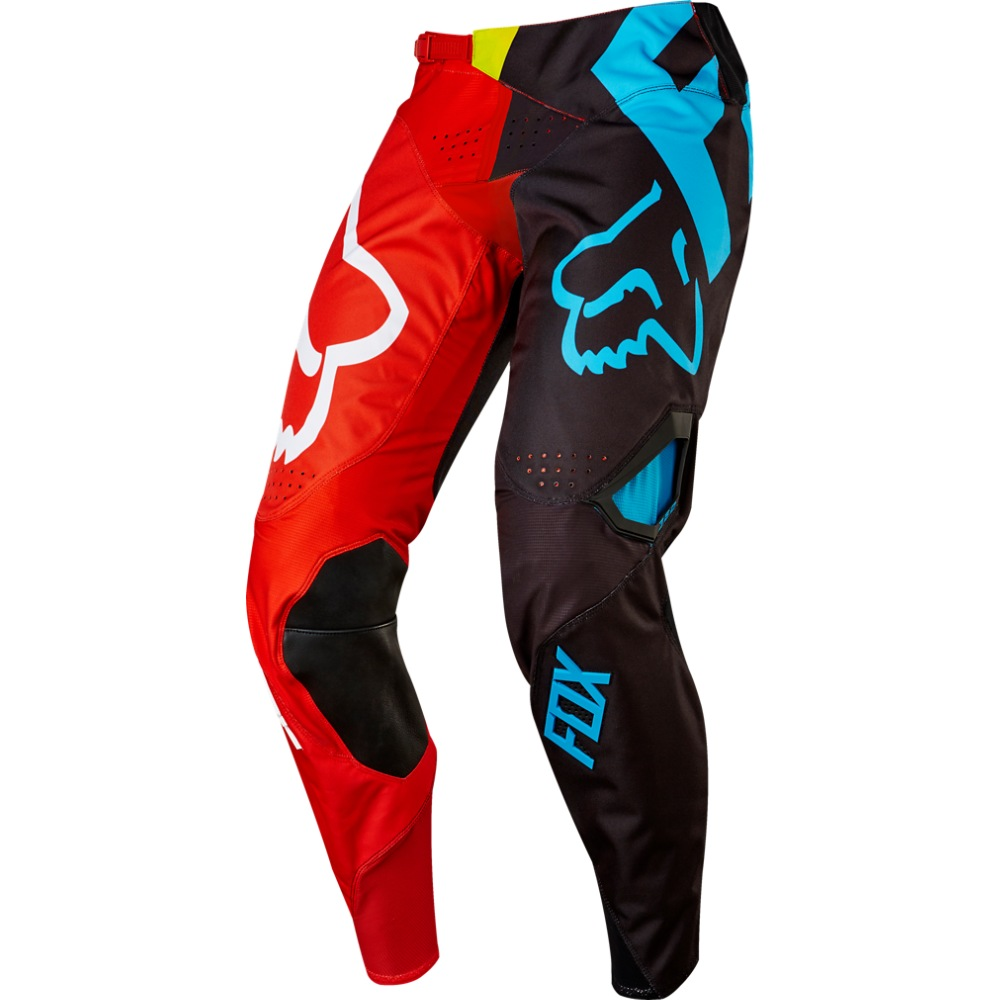 Fox 360 Creo MX17 Pant red L (34)