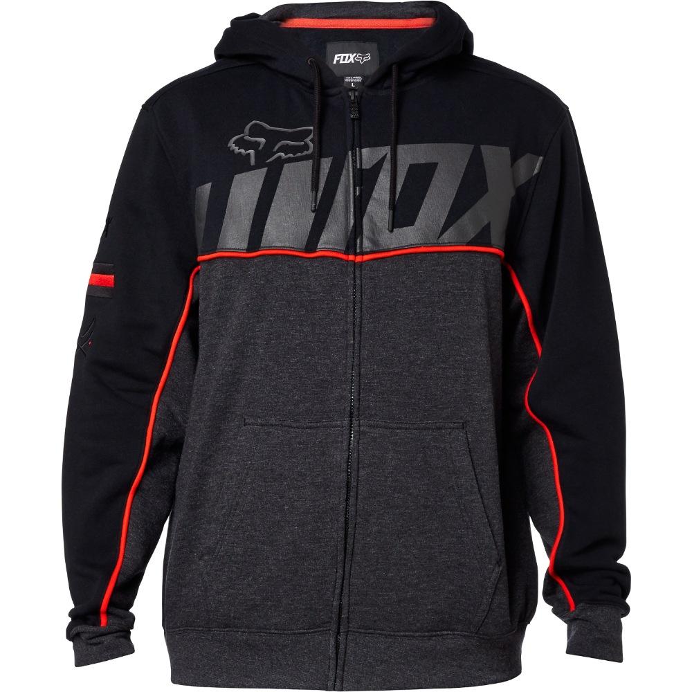 Fox Aggrezzor Zip Fleece black XL