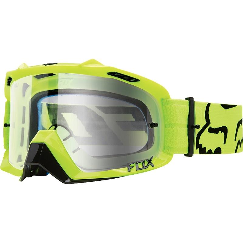 Fox Air Defense Goggles yellow