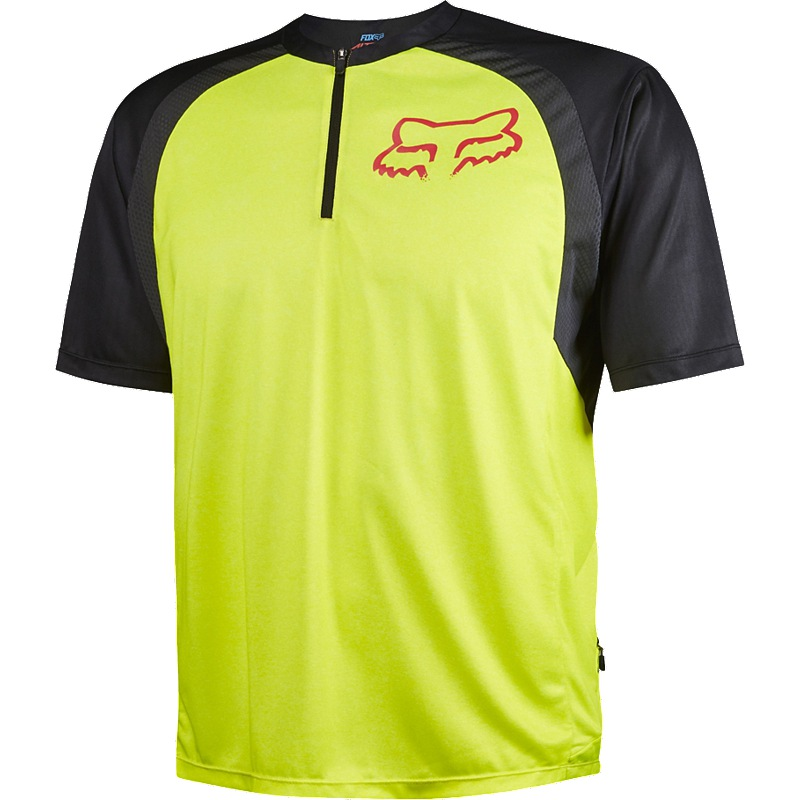 Fox Altitude Jersey L fluo yellow