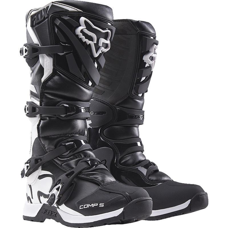 Fox Comp 5 Boot black US 9