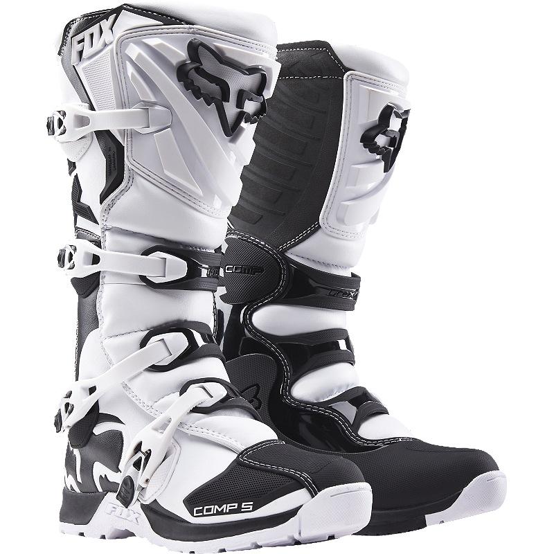2cb046b02a9 Fox Comp 5 Boot (white)