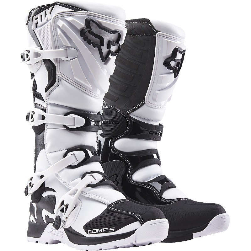 Fox Comp 5 Boot white US 9