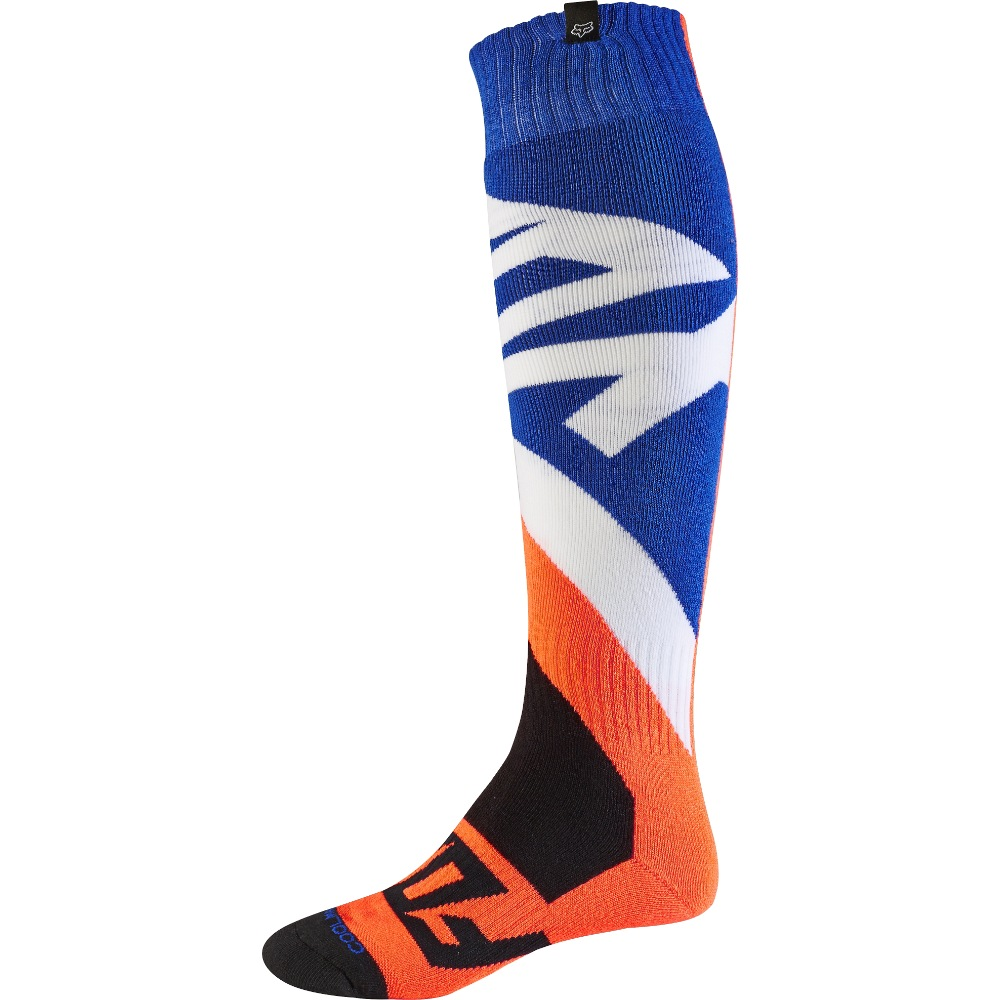 Fox Coolmax Creo MX17 Thick Sock orange M
