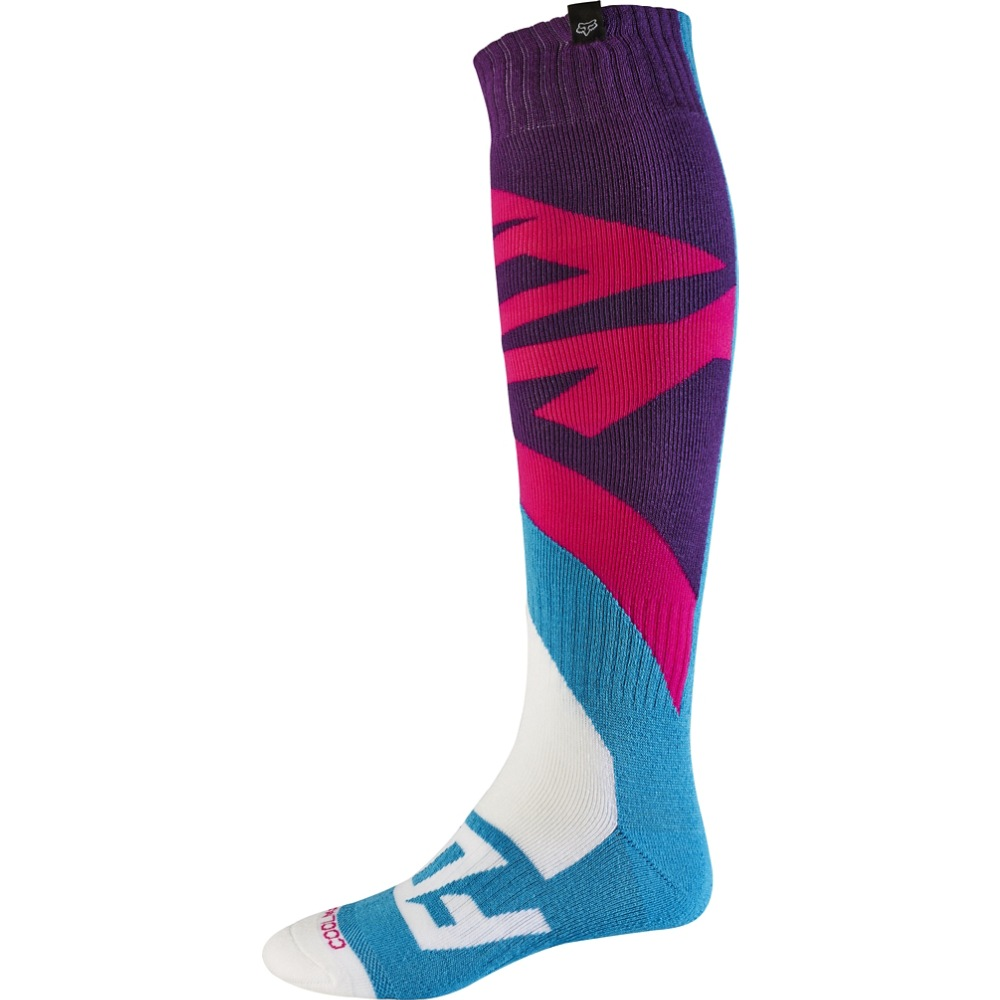 Fox Coolmax Creo MX17 Thick Sock M teal