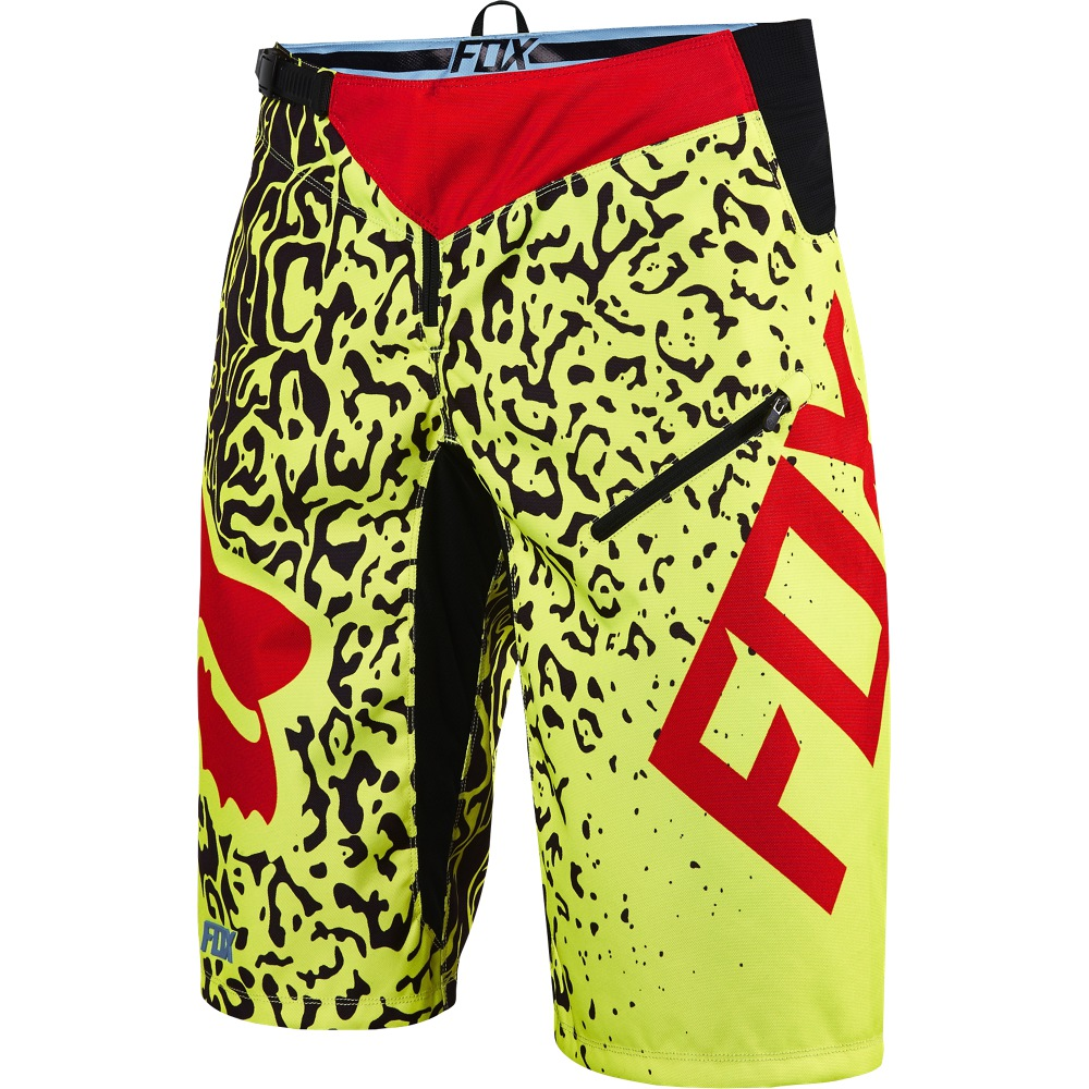 Fox Demo Cauz DH Short L (34) fluo yellow