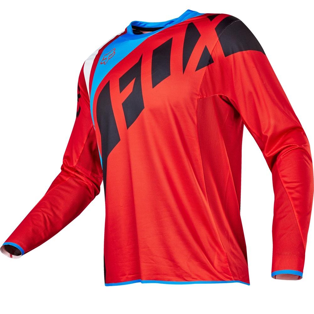 Fox Flexair Seca MX17 Jersey red M
