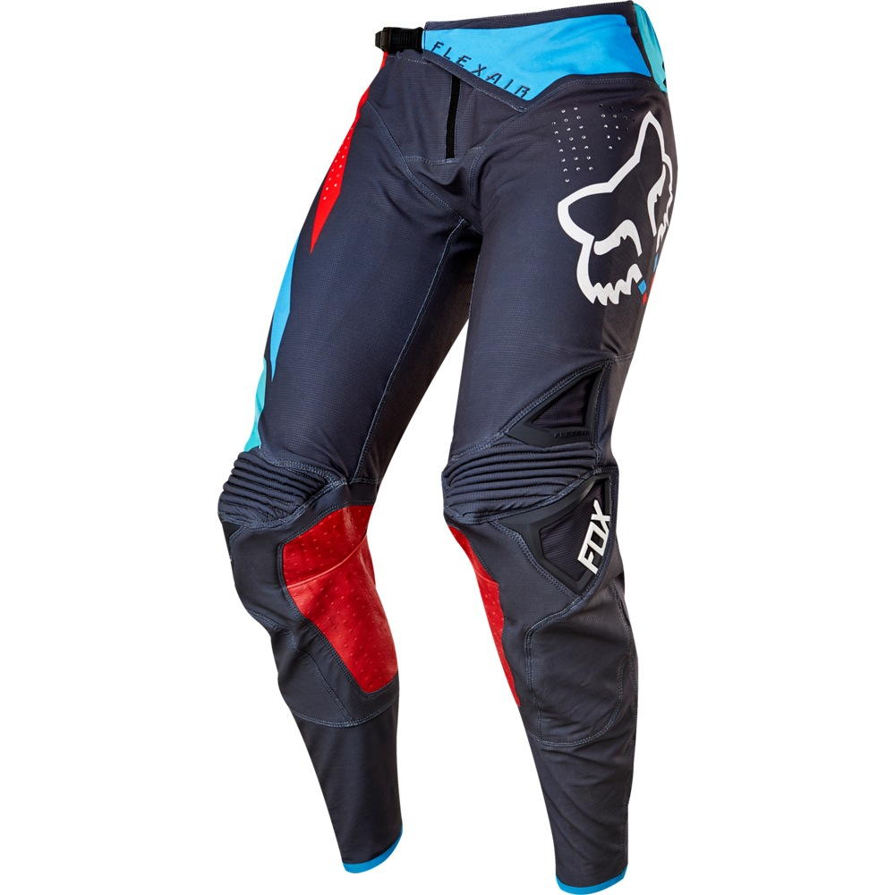 Fox Flexair Seca MX17 Pant grey/red L (34)