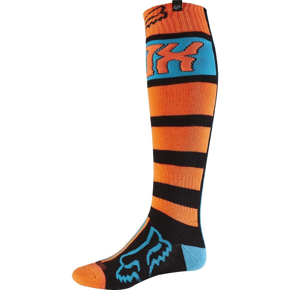 Fox FRI Falcon MX17 Thick Sock black/orange L