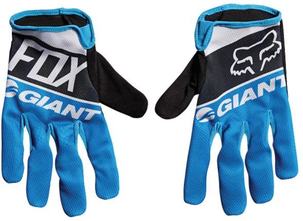 Fox-Giant Demo Glove blue M