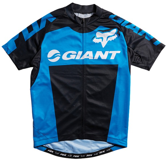 Fox-Giant Livewire Jersey blue L