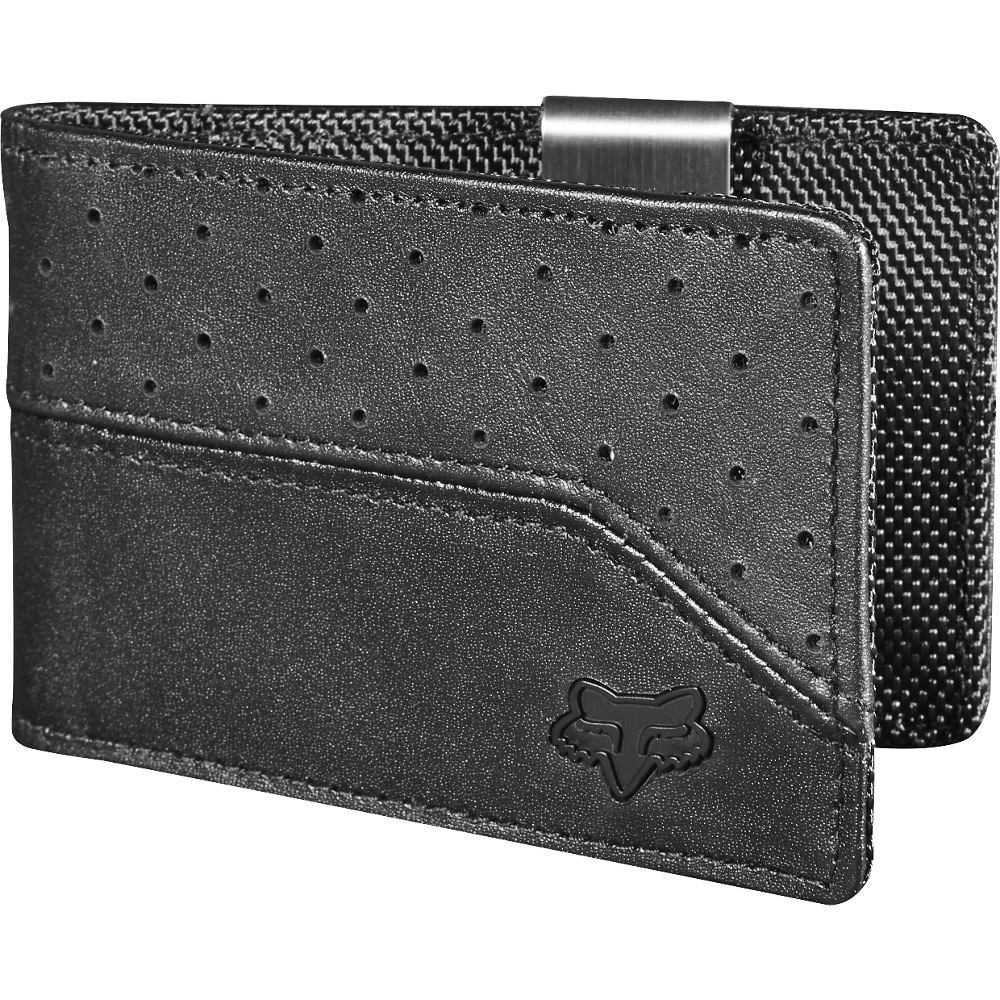 Fox Integer Card Wallet black