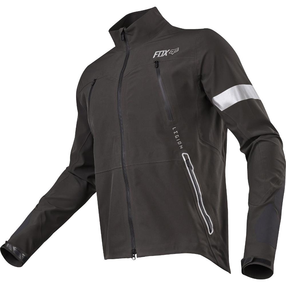 Fox Legion Downpour Jacket charcoal XL