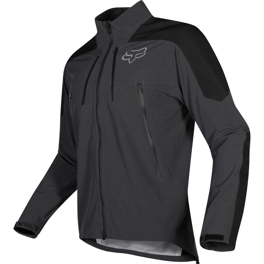 Fox Legion Downpour Jacket charcoal XXL