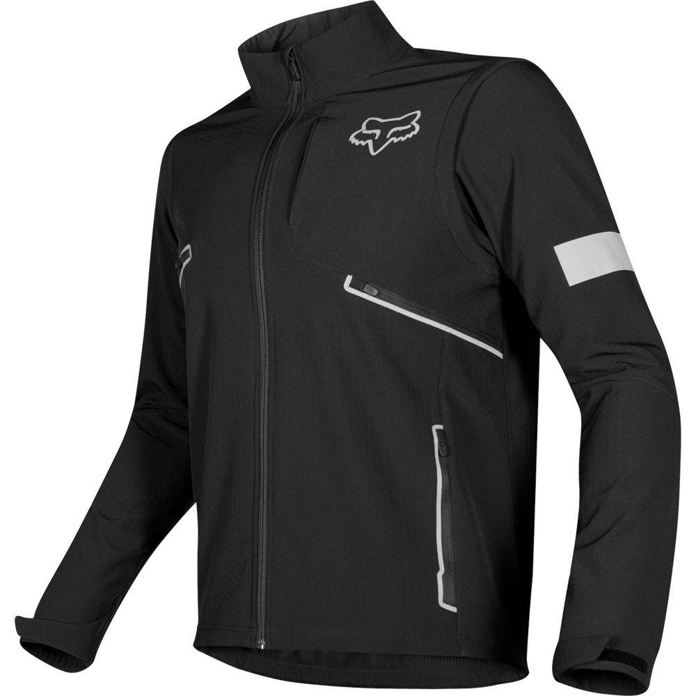 Fox Legion Softshell Jacket black XXL