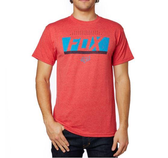 Fox Libra Premium Tee red L