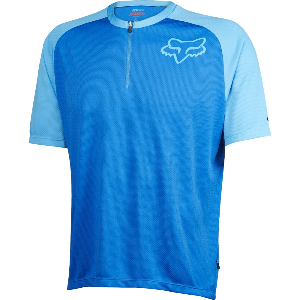 Fox Ranger SS Jersey blue L