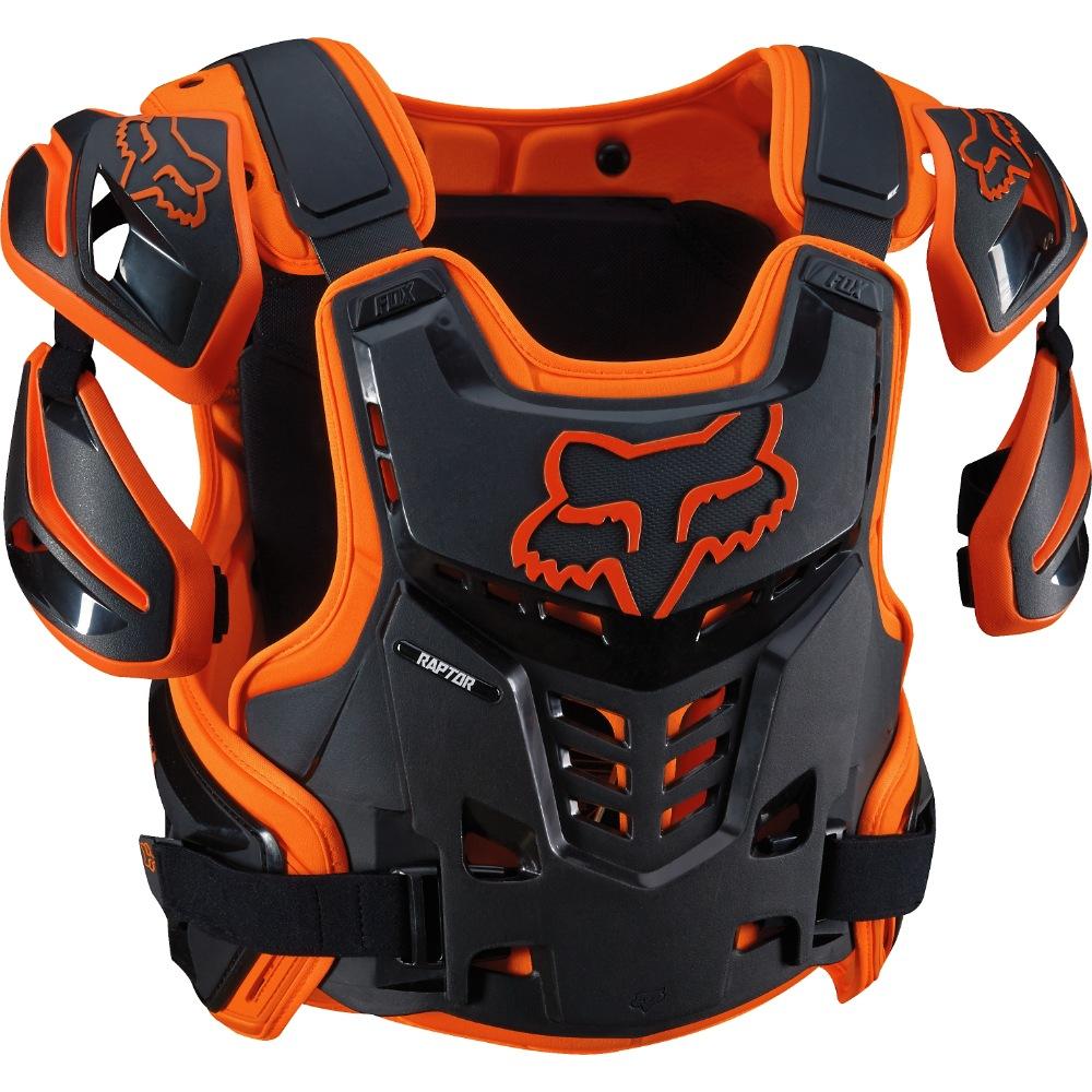 Fox Raptor Vest orange L/XL