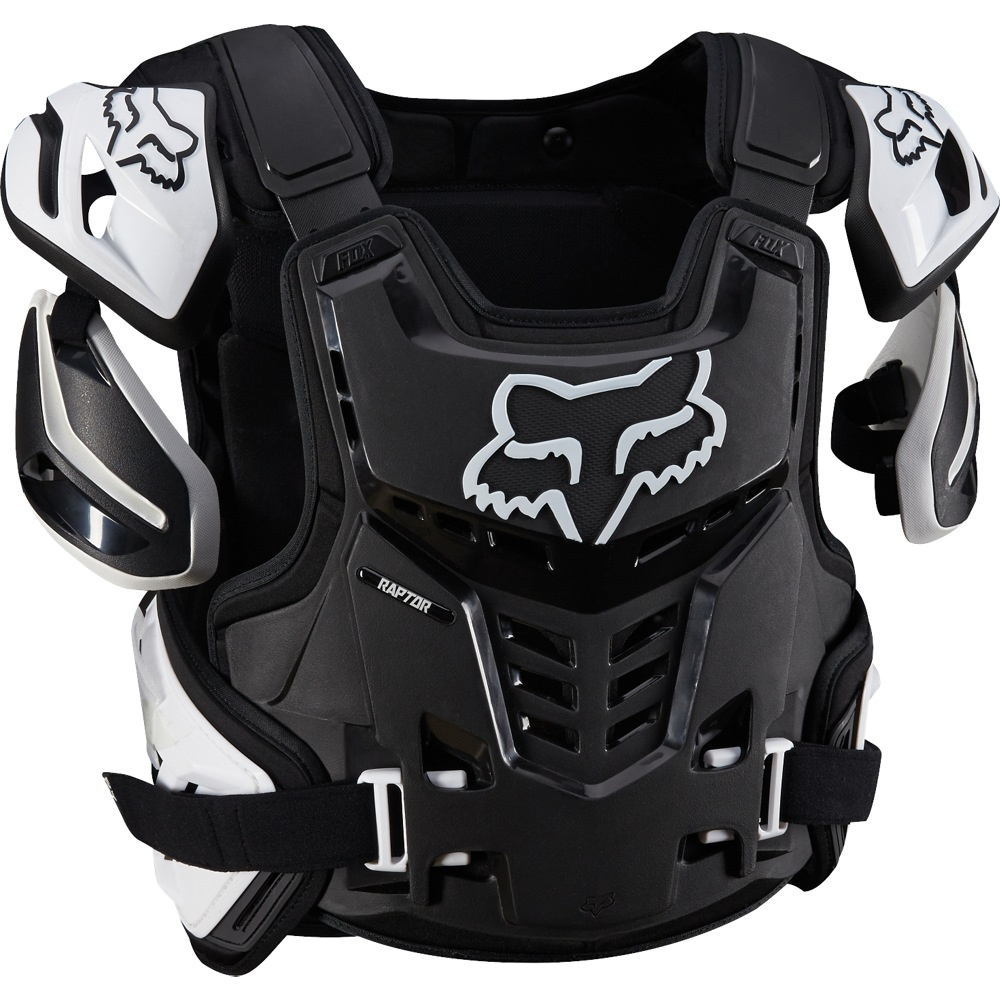 Fox Raptor Vest black L/XL