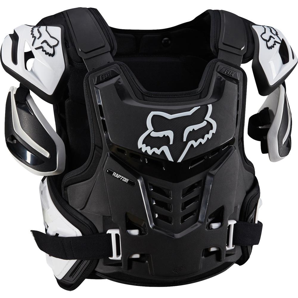 Fox Raptor Vest black S/M
