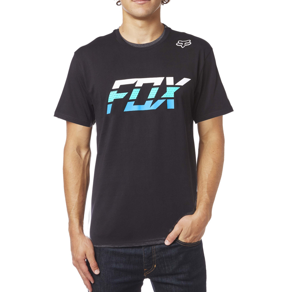 Fox Seca Splice Tee black L