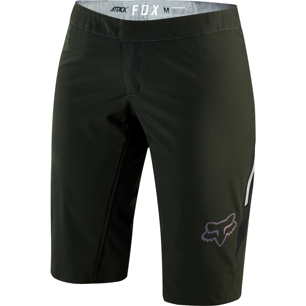 Fox Womens Attack Short (black) 065373c52b