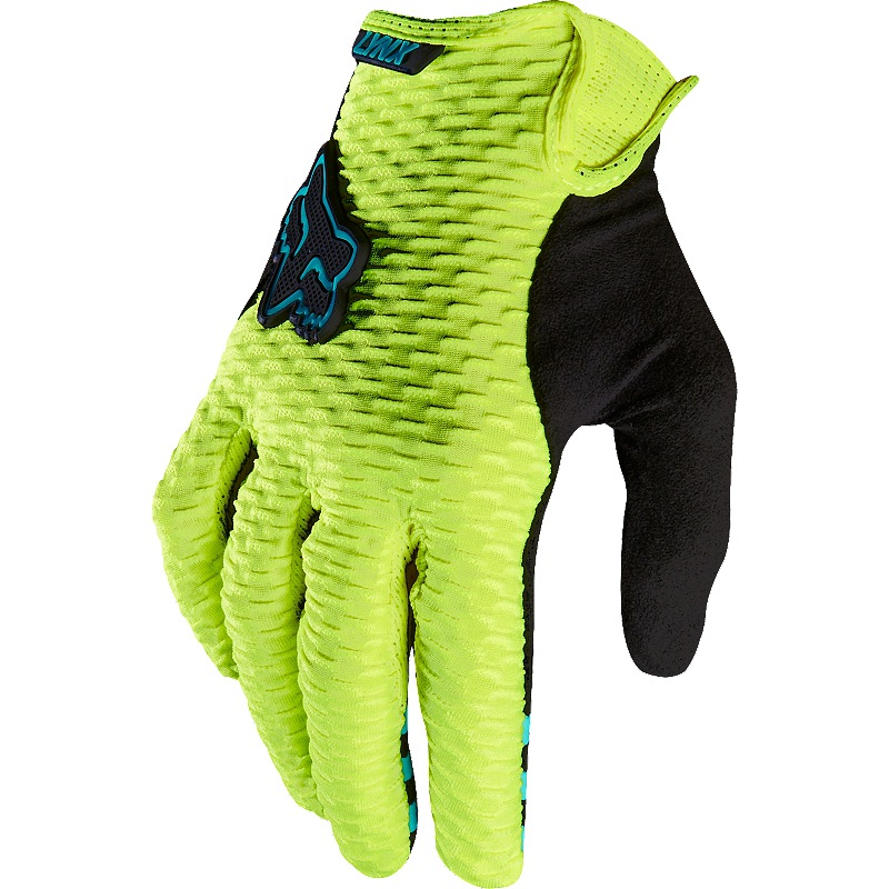 Fox Womens Lynx Glove yellow M (9)