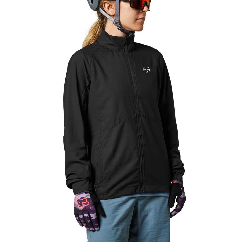 Fox Womens Ranger Wind Jacket black S
