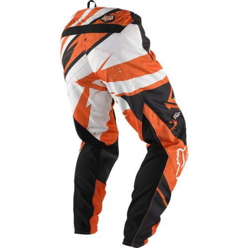 Fox Youth 180 Undertow 12 Pant (orange)