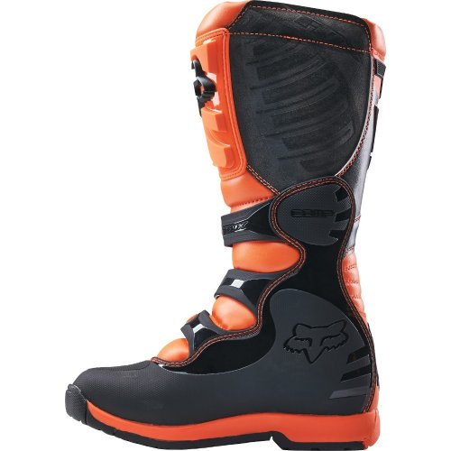 Fox Comp 5 Boot (orange)