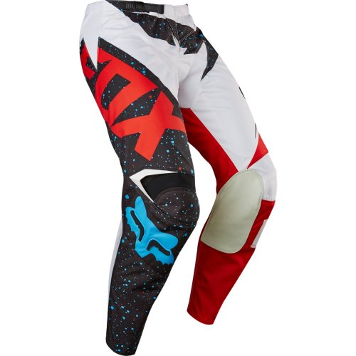 Fox 180 Nirv MX17 Pant (red/white)