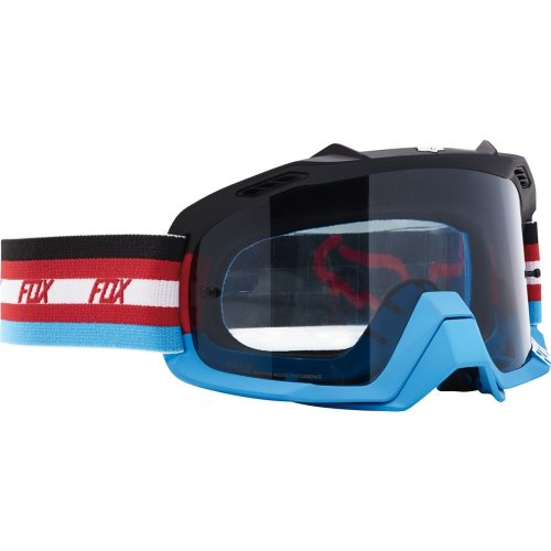 Fox Air Defence Seca MX17 Goggles (red)