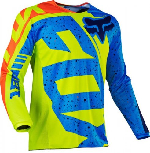 Fox Youth 180 Nirv MX17 Jersey
