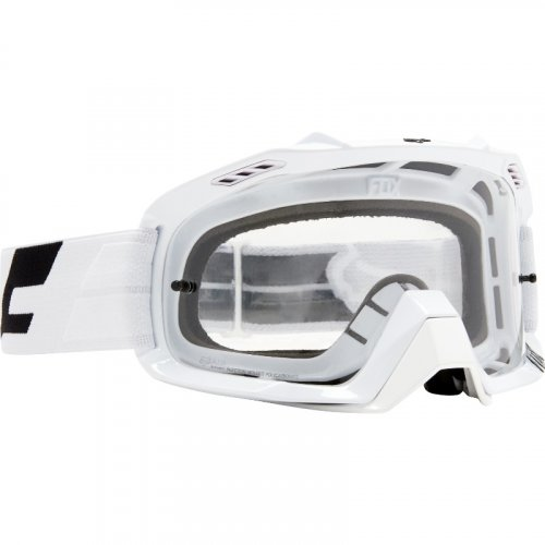 Fox Air Defence MX18 Goggles (white)
